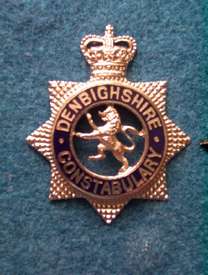 Police Badges Of Wales